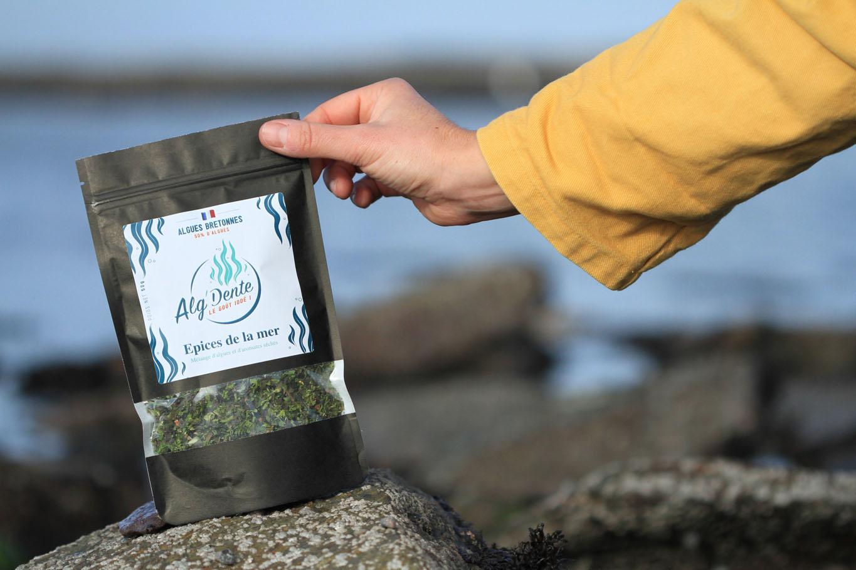 Sachet d'Algues déshydratées