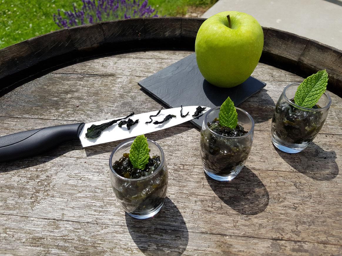 Cuisine Algues