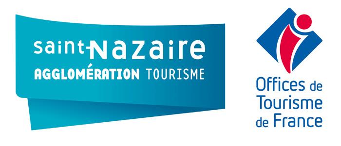 Logo de Saint-Nazaire Agglomération Tourisme