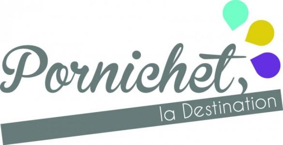 Logo Pornichet la destination
