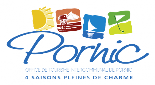 Logo Office de tourisme de Pornic